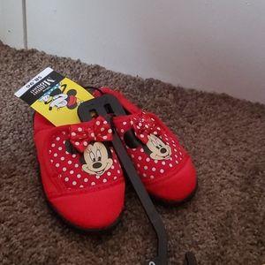 Minnie splash shoes